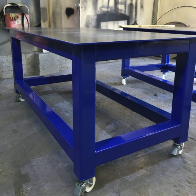 Admirable Heavy Duty Workbench Lewis Raby Engineers Ltd Theyellowbook Wood Chair Design Ideas Theyellowbookinfo