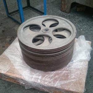 Wire Pulley refurbishment