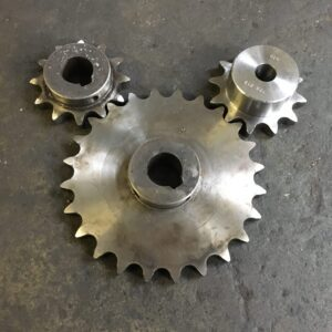 Spur Gears precision CNC Machined