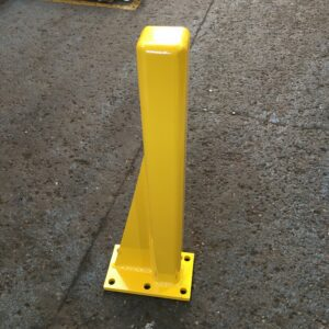 Mild Steel Bollard Painted 2
