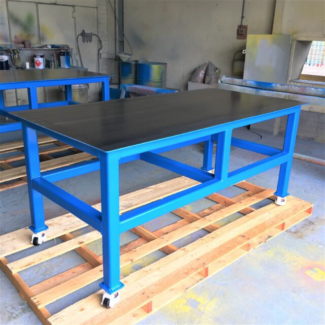 Sensational Heavy Duty Workbench Lewis Raby Engineers Ltd Ocoug Best Dining Table And Chair Ideas Images Ocougorg